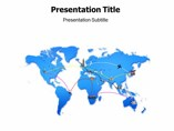 Tour and Travels Animations powerpoint templates