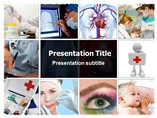 PPT Templates on Doctor Collage