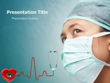 Heart Beat Medical powerpoint templates