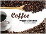 Starbucks Coffe Templates powerpoint templates