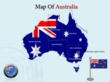 Map Of Australia Maps powerpoint templates