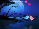 valentines day Animations powerpoint templates