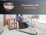 Dental Prosthesis Medical powerpoint templates