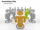 Social Networking Animations powerpoint templates
