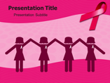 Breast cancer  powerpoint templates