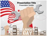 Labor Day  powerpoint templates