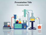 Science Laboratory  powerpoint templates