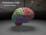 Neurology 3D Medical powerpoint templates