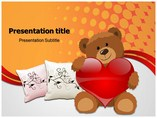 Teddy Templates powerpoint templates