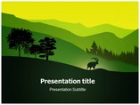 Chamois Templates powerpoint templates