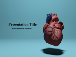 Heart Model  powerpoint templates