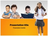 Children Education Templates powerpoint templates