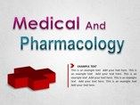 Medical and Pharmacology Diagrams