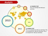 Analytic Infographics Presentation  powerpoint templates
