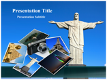 World Tour Animations powerpoint templates