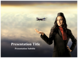 Aviation Jobs Animations powerpoint templates