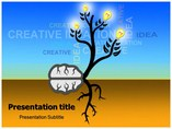 Creative Ideation Templates powerpoint templates