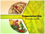 Organic Foods Templates powerpoint templates