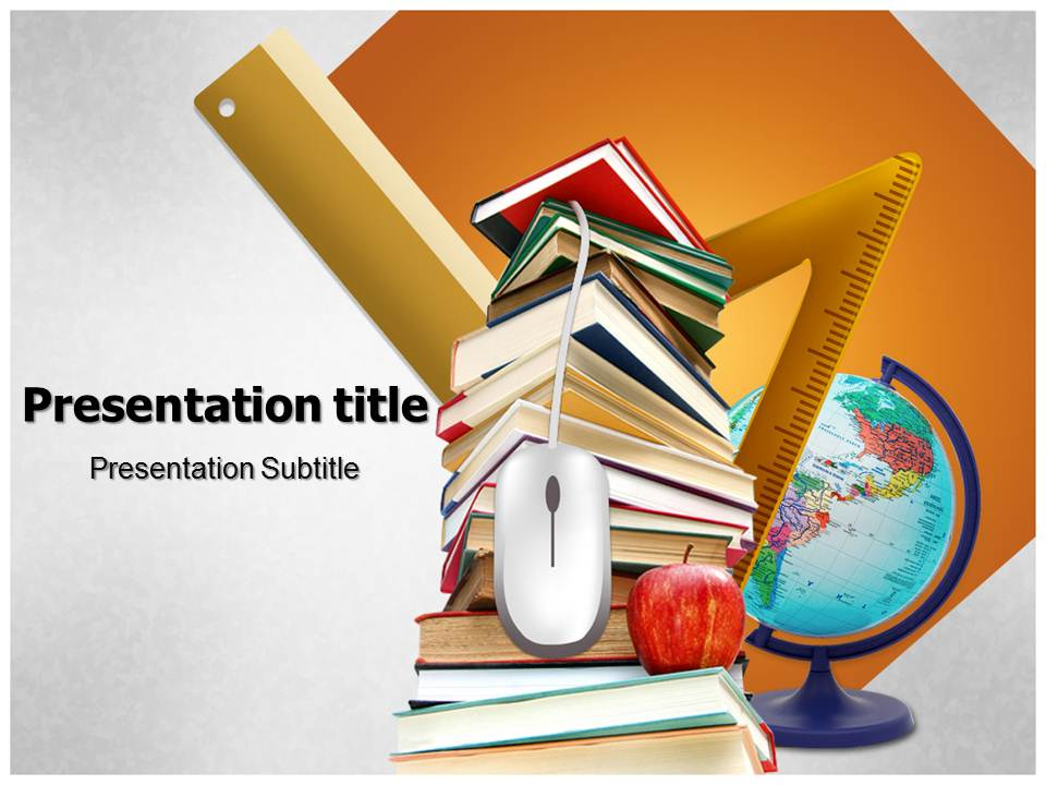 School Curriculum Templates powerpoint templates