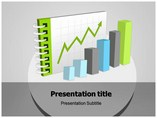 Success Bar Chart Templates powerpoint templates