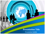 Global Corporate Animations powerpoint templates