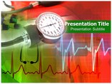 Blood Pressure Medical powerpoint templates