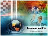 Technological Advancement Templates powerpoint templates
