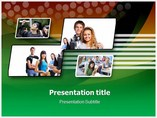 Students and Education Templates powerpoint templates