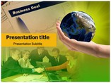 Free Business Deal Business powerpoint templates