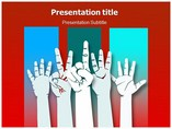 Counting Templates powerpoint templates