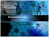 Modern Presentation  powerpoint templates