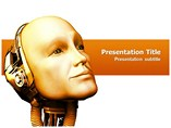Artificial Intelligence Program Powerpoint Template    - Artificial Intelligence