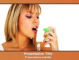 Asthma - PPT Templates