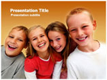 Children Care - Powerpoint Templates