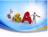 Q A Video Templates powerpoint templates