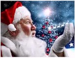 Santa Claus Video Templates powerpoint templates