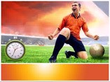 Sport Mania Video Templates powerpoint templates