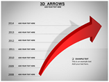 Arrows Charts & Data powerpoint templates