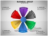 Business Group Charts & Data powerpoint templates