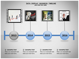 Data Display Business Timeline Charts & Data powerpoint templates
