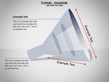 Funnel Diagram Charts & Data powerpoint templates