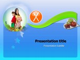 Little master chef Templates powerpoint templates