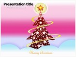 christmas tree Templates powerpoint templates