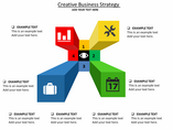 Creative Business Strategy Charts & Data powerpoint templates