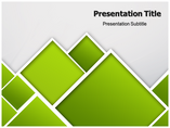 Abstract Green Concept Business powerpoint templates