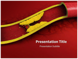 Cholesterol Medical powerpoint templates