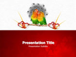 PPT Templates for Valentine day Love