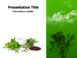 Homeopathy - PPT Templates