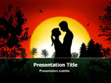 love In Life - PPT Templates