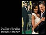 Most Famous Married Couples powerpoint presentation